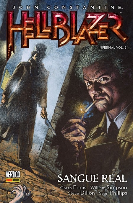 John Constantine, Hellblazer – Infernal Vol 2, de Garth Ennis