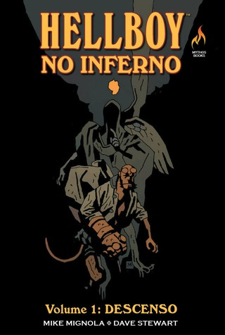 Hellboy no Inferno - Volume 1: Descenso, de Mike Mignola