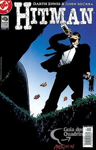 Hitman vol 1, de Garth Ennis