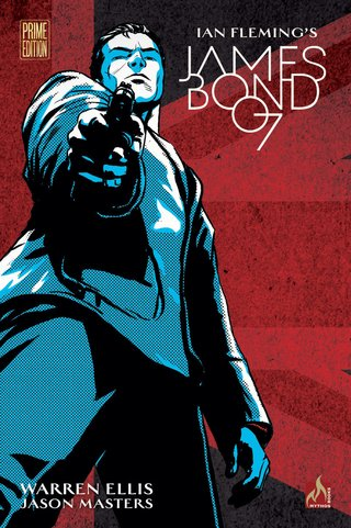 James Bond 007 - Vol.1: VARGR, de  Warren Ellis - Arte: Jason Masters