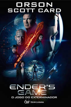 O jogo do exterminador - Ender's Game, de Orson Scott Card