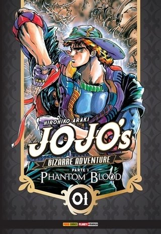 Jojo's Bizarre Adventure - Parte 1 Phantom Blood