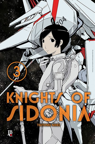 Knights of Sidonia vol. 03, de Tsutomu Nihei