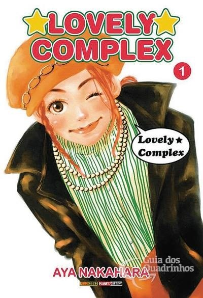 Lovely Complex Vol. 1, de Aya Nakahara