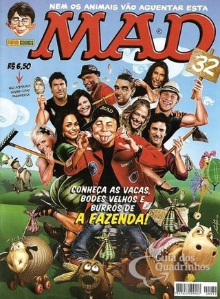 Mad vol 32 - Panini Comics