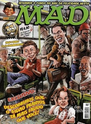 Mad vol 33 - Panini Comics