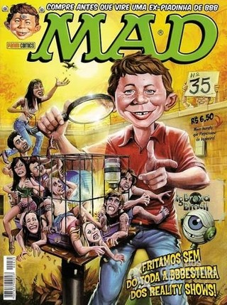 Mad vol 35 - Panini Comics