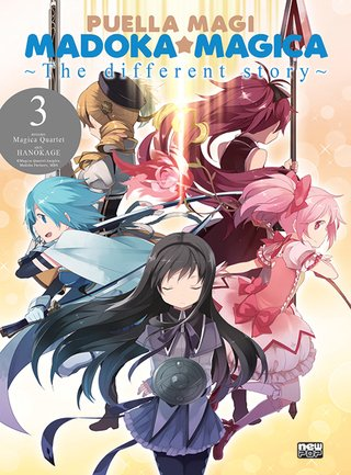 Puella Magi Madoka Magica – The Different Story vol 3