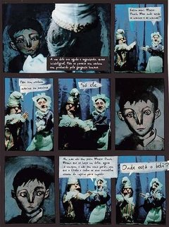 Mr. Punch, de Neil Gaiman e Dave McKean