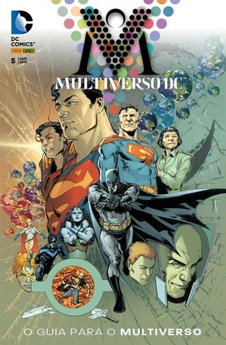 Multiverso DC vol 5