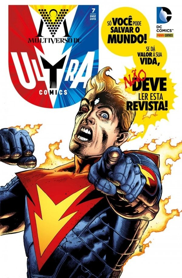 Multiverso DC vol 7