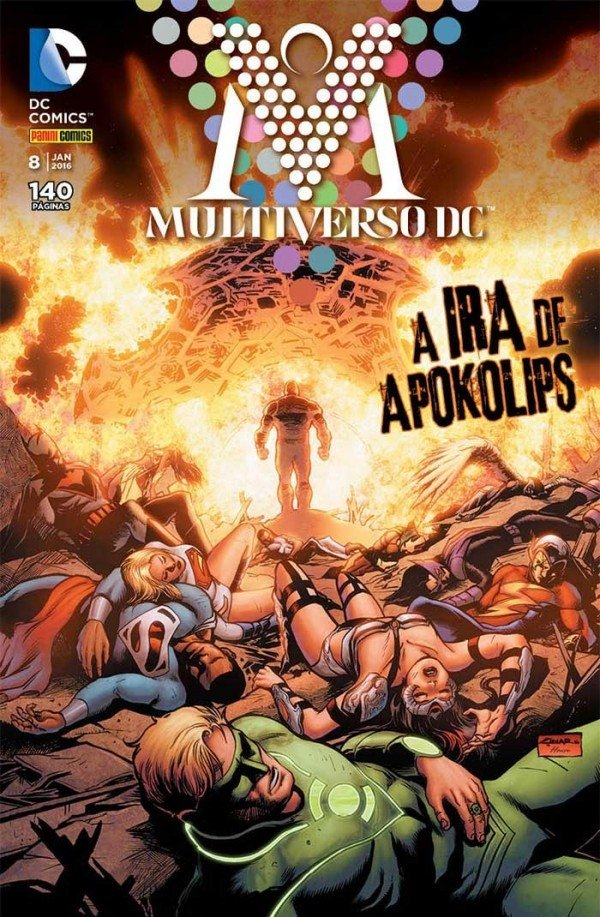 Multiverso DC vol 8