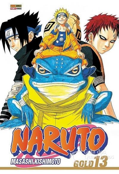 Naruto Gold Vol. 13
