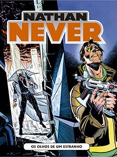 Nathan Never vol 1, de Antonio Serra