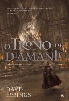 O Trono de Diamante, de David Eddings