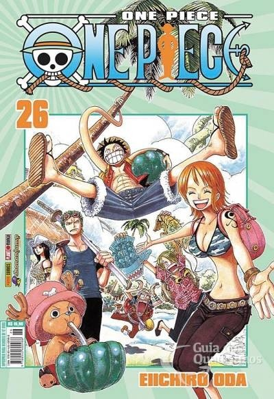 One Piece vol 26, de Eiichiro Oda