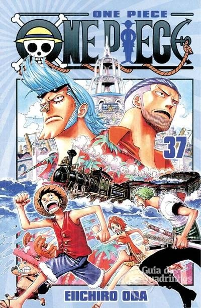 One Piece vol 37, de Eiichiro Oda