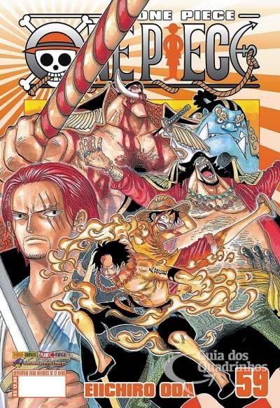 One Piece vol 59, de Eiichiro Oda