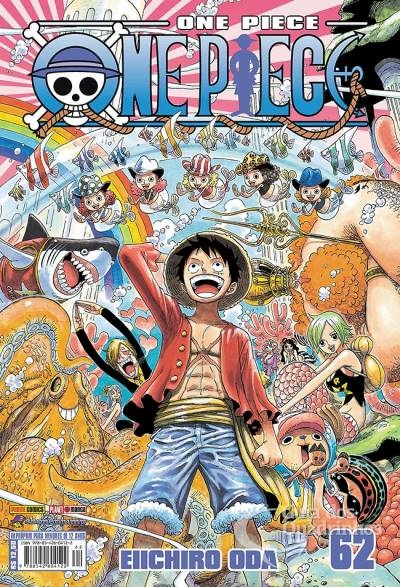 One Piece vol 62, de Eiichiro Oda