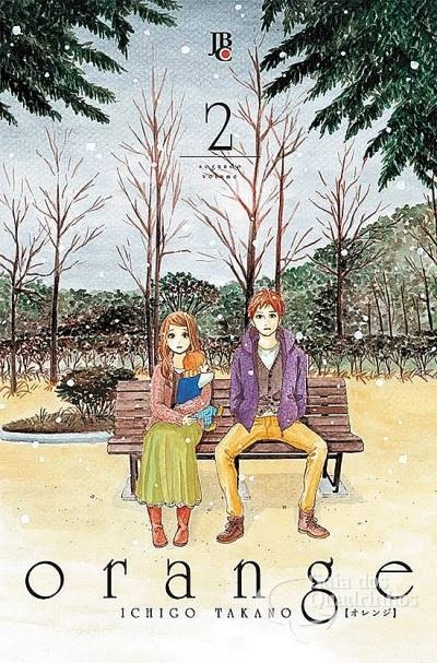 Orange vol 2, de de Ichigo Takano