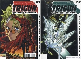 Trigun - Pack vol 1 e 2