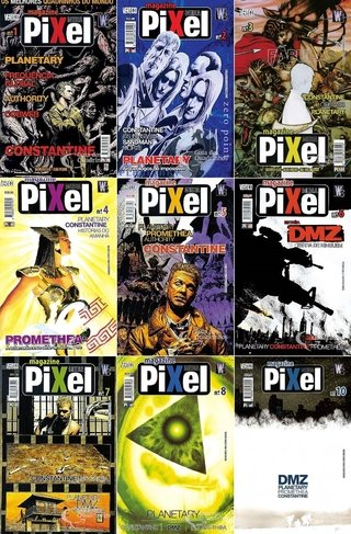Pixel Magazine vol 1