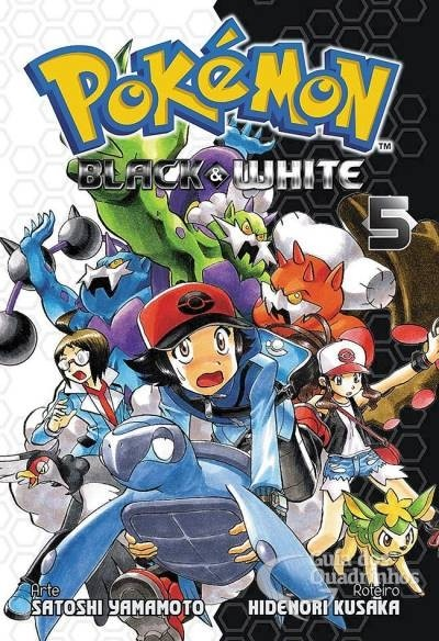 Pokémon: Black & White vol. 5
