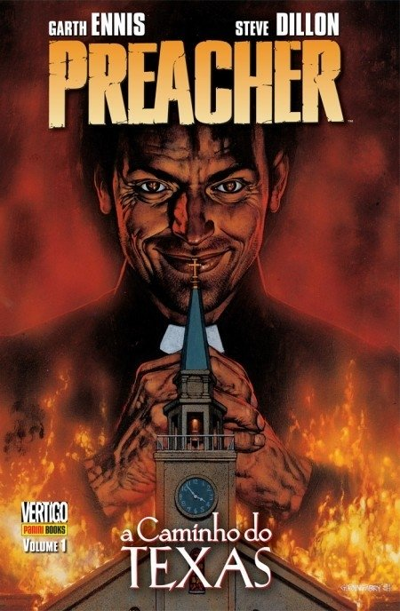 Preacher vol 1, de Garth Ennis
