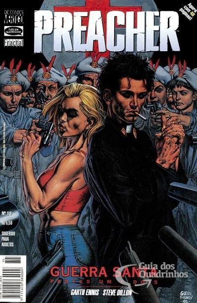 Preacher vol 15, de Garth Ennis
