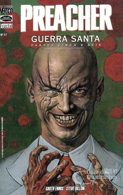 Preacher vol 17, de Garth Ennis