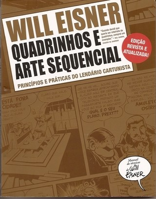 Quadrinhos e Arte Sequencial, de Will Einser