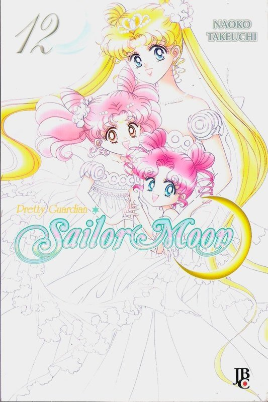 Sailor Moon Vol.12, de  Naoko Takeuchi