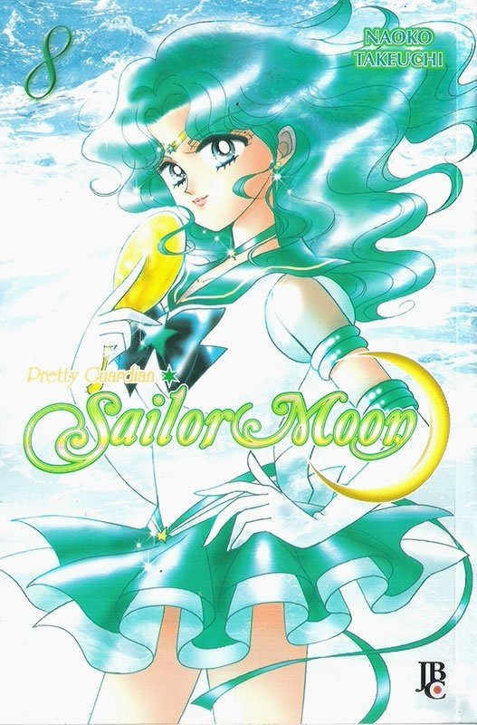 Sailor Moon Vol.8, de Naoko Takeuchi