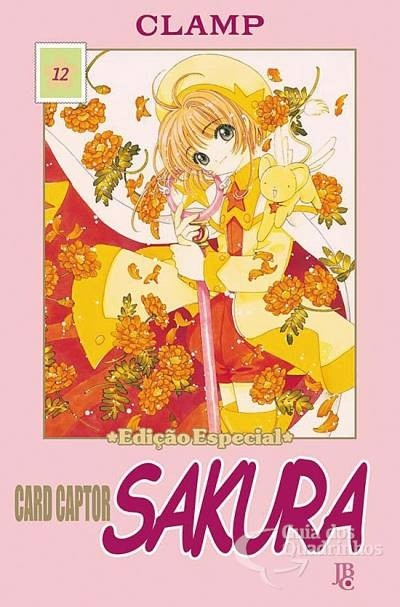 Sakura Card Captor Vol. 12, do CLAMP