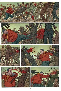 The Shaolin Cowboy, de Geof Darrow
