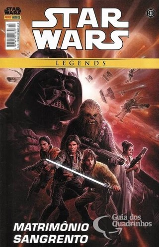 Star Wars Legends Vol 13