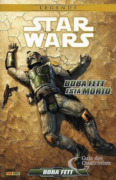 Star Wars Legends - Boba Fett Está Morto
