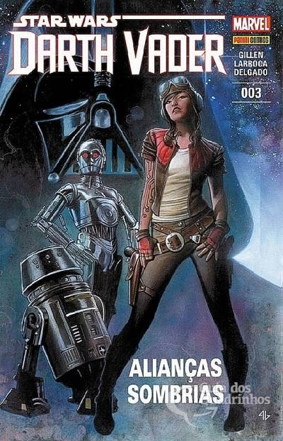 Star Wars: Darth Vader vol 3
