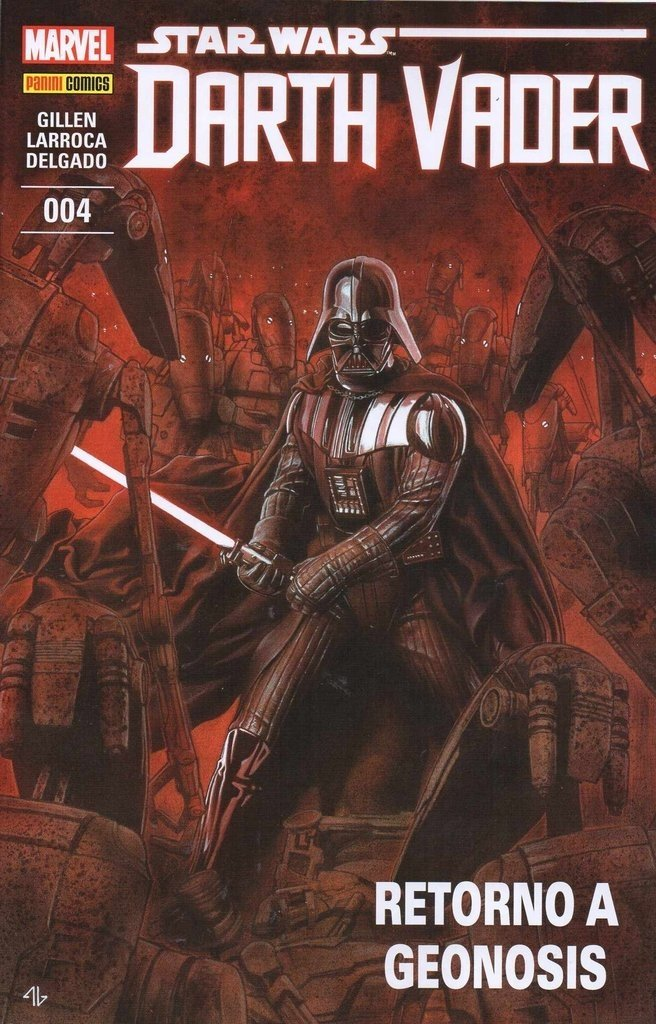 Star Wars: Darth Vader Vol. 4