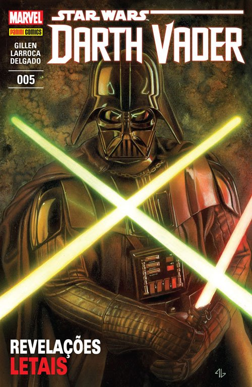 Star Wars: Darth Vader Vol. 5