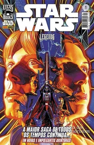 Star Wars Legends Vol 1