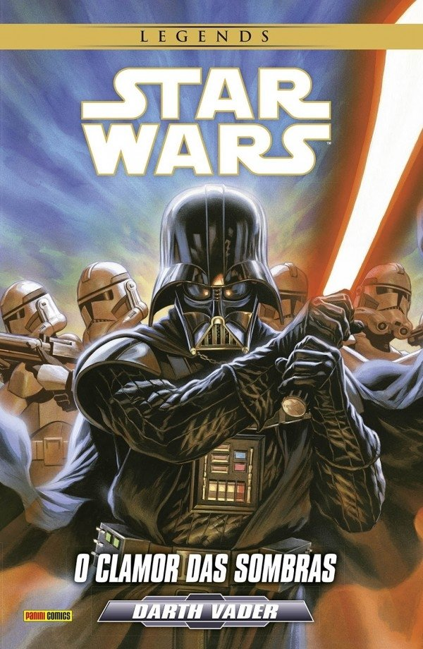 Star Wars Legends - Darth Vader: Clamor das Sombras