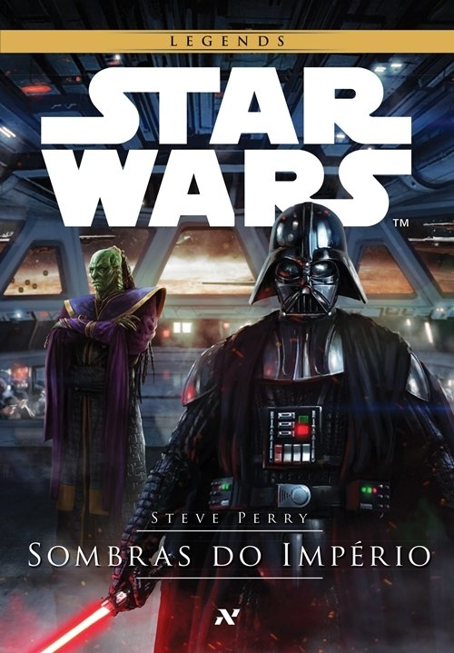 Star Wars - Sombras do Império, de Steve Perry
