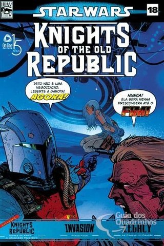 Star Wars Knights Of The Old Republic vol 13
