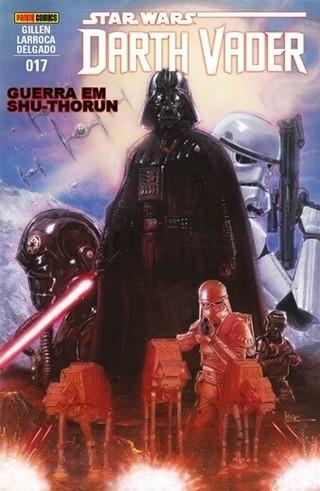 Star Wars: Darth Vader vol 17