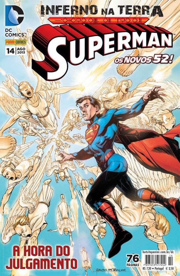 Superman vol 14 - Novos 52