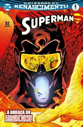 Superman Renascimento vol 2