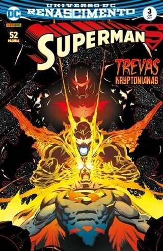 Superman Renascimento vol 3