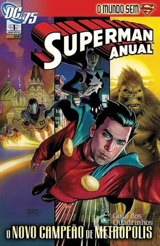 Superman Anual vol 1