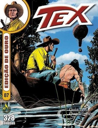 Tex Ouro vol 87